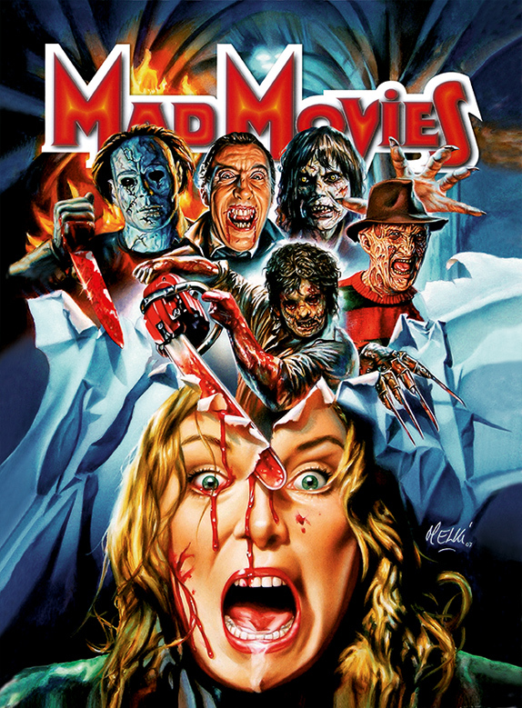 Affiche Mad Movies N°200