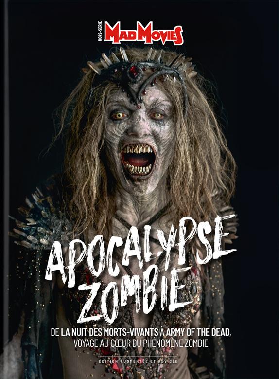 MadMovies HS N°61b (cartonné) Apocalypse zombie