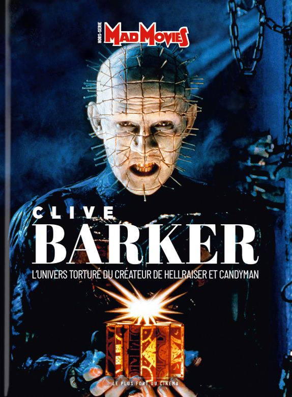 Mad Movies HS N°57b (cartonné) Clive Barker