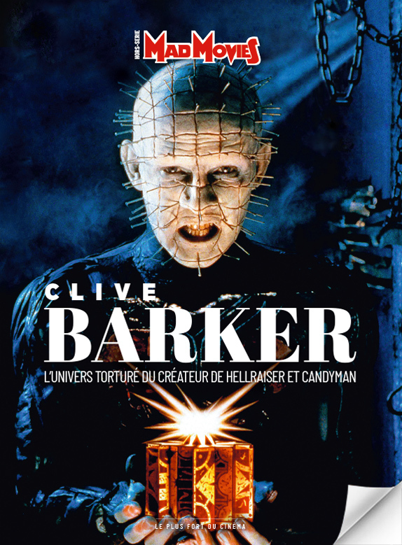 Mad Movies HS N°57a (souple) Clive Barker