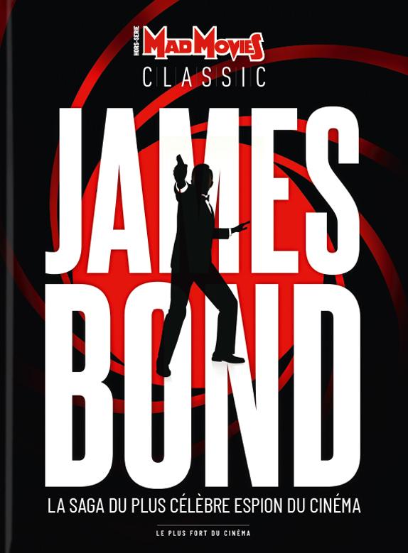Mad Movies HS N°56b (cartonné) James Bond