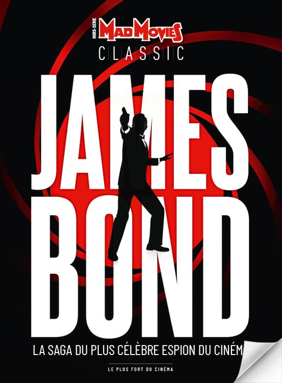 Mad Movies HS N°56a (souple) James Bond
