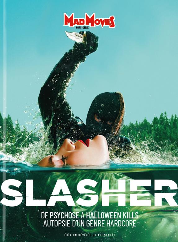 Mad Movies HS N°54b (cartonné) Slasher