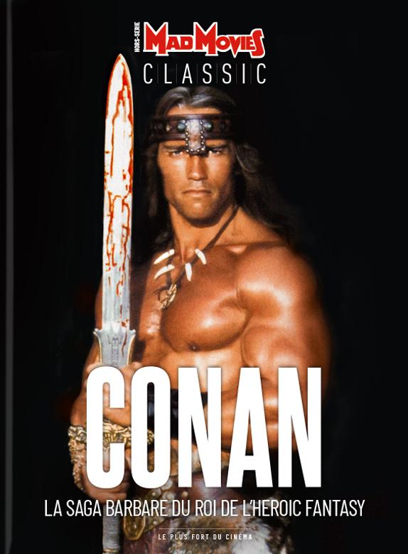 Mad Movies HS N°52b (cartonné) Conan