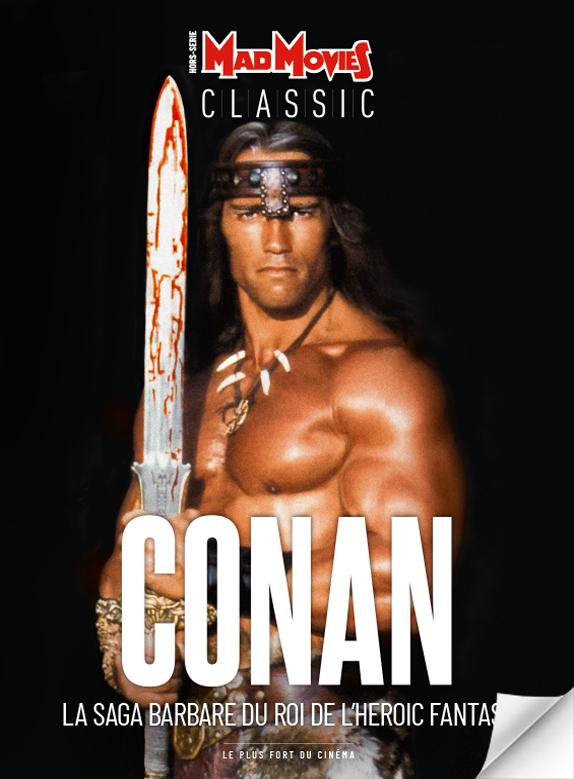 Mad Movies HS N°52a (souple) Conan