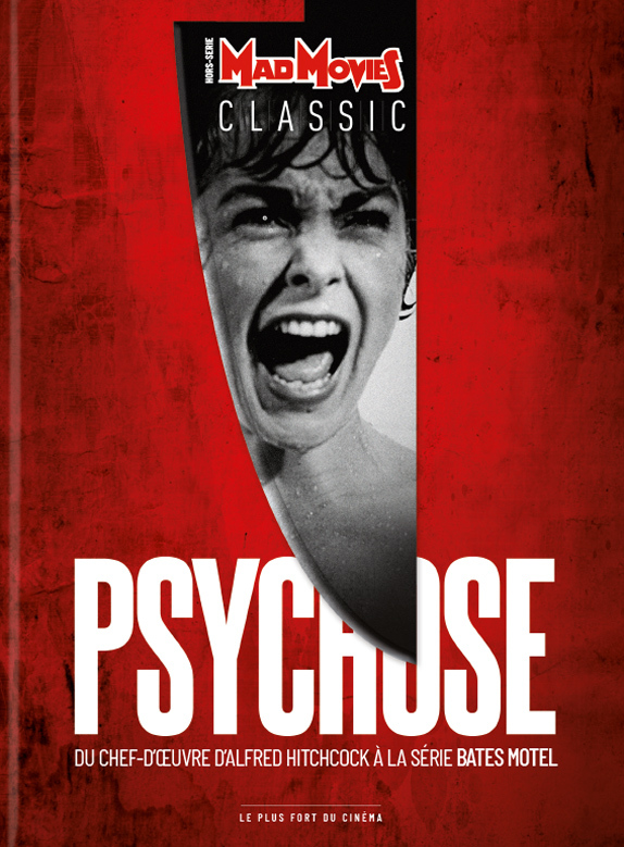 Mad Movies HS N°58b (cartonné) Psychose