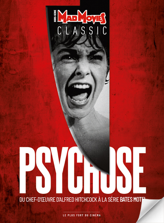 Mad Movies HS N°58a (souple) Psychose