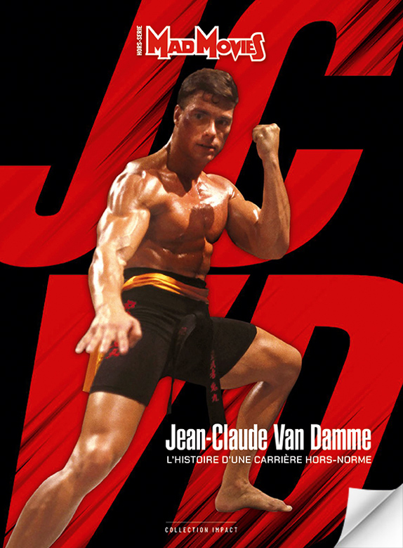 MadMovies HS N°62a2 (souple) JCVD