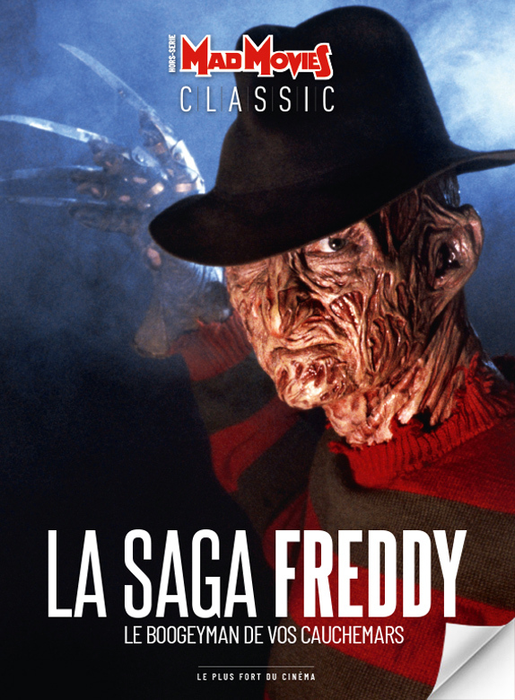 Mad Movies HS N°59a (souple) Freddy