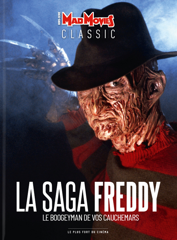 Mad Movies HS N°59b (cartonnée) Freddy