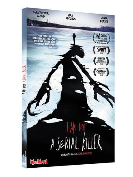 I'Am Not a Serial Killer