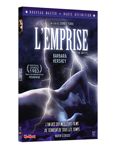 L'Emprise (The Entity)