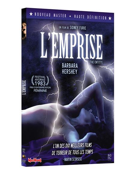 L'Emprise (The Entity)