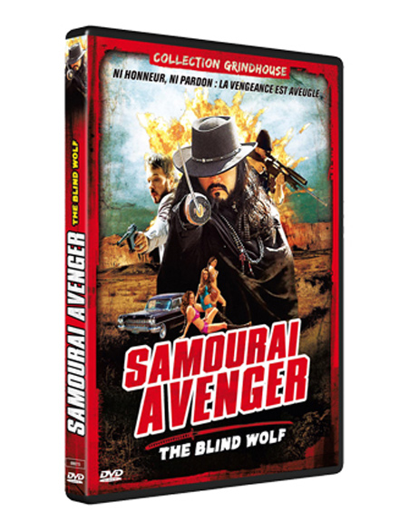 Samouraï Avenger : The Blind Wolf (DVD)