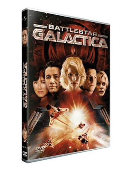 Battlestar Galactica (pilote série TV)