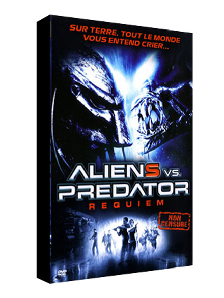 Aliens vs. Predator. Requiem