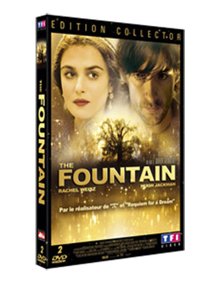 The Fountain (coffret collector 2 DVD)