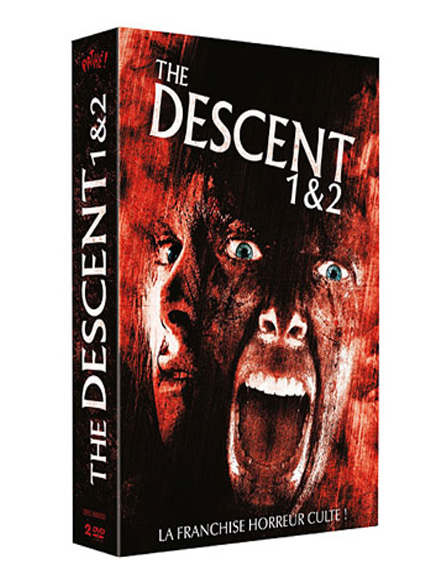Coffret The Descent 1 et 2
