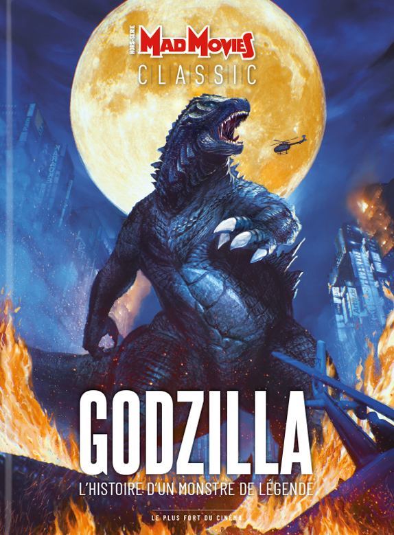 Mad Movies HS N°48b (cartonné) Godzilla