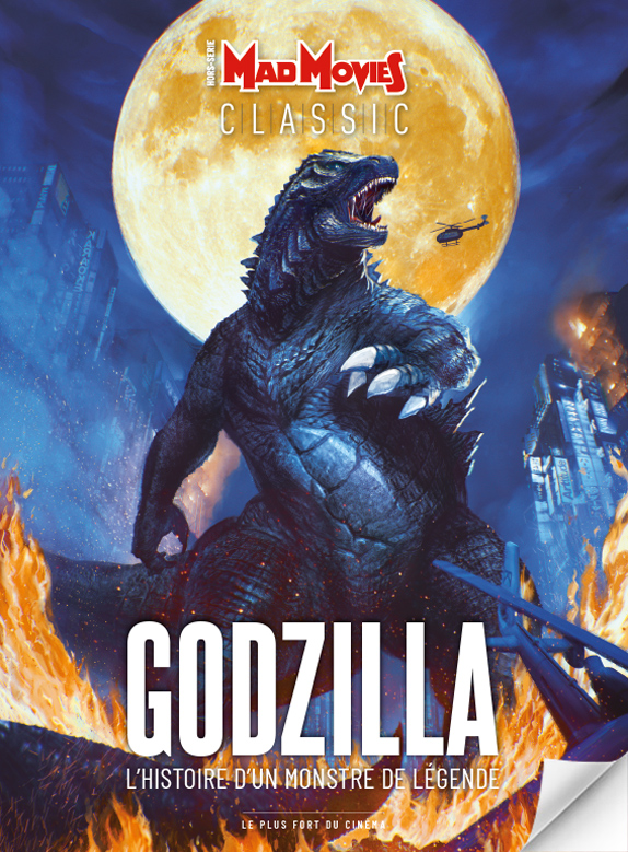Mad Movies HS N°48a (souple) Godzilla