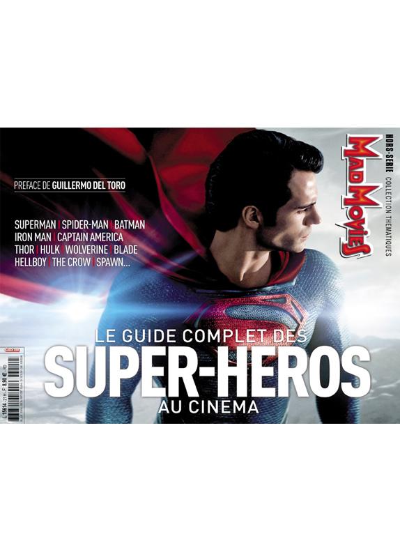 MadMovies HS N°21 Super-Héros