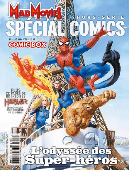 Mad Movies HS N°04 Comics