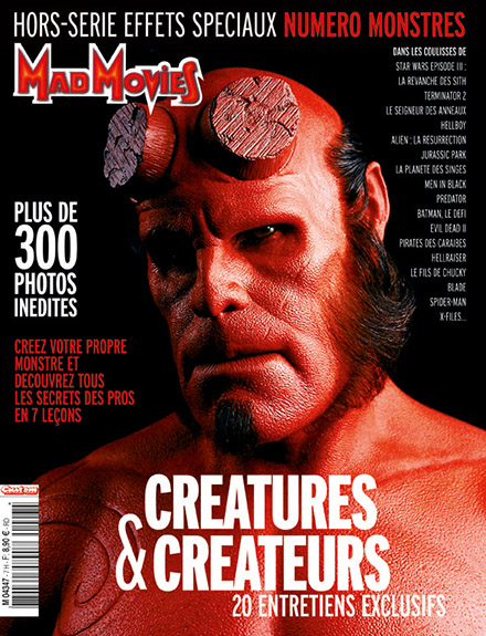 Mad Movies HS N°07 Creatures