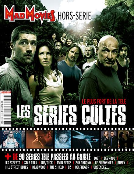 Mad Movies HS N°08 Séries cultes