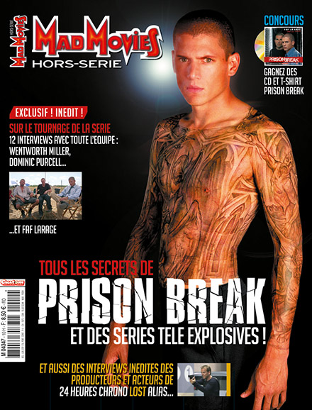 MadMovies HS N°10 Prison Break