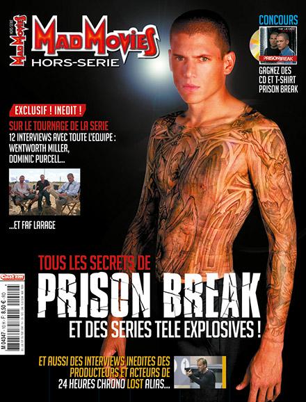 Mad Movies HS N°10 Prison Break