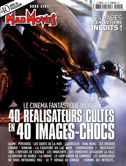 Mad Movies HS N°19 40 réalisateurs