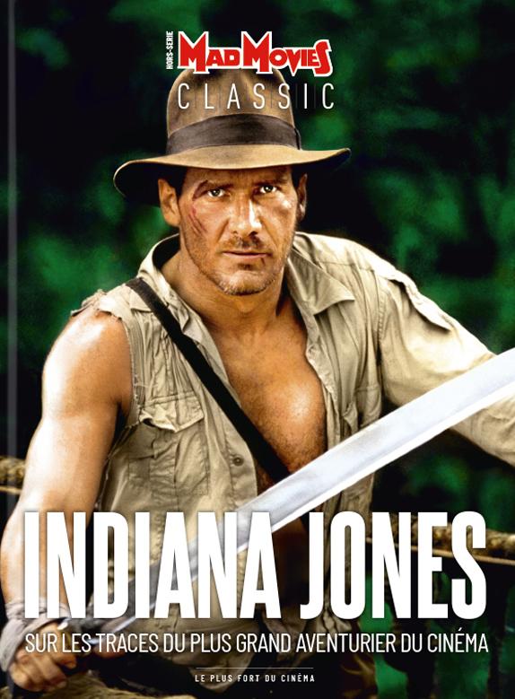Mad Movies HS N°55b (cartonné) Indiana Jones