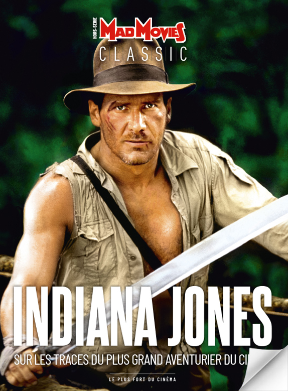 MadMovies HS N°55a (souple) Indiana Jones