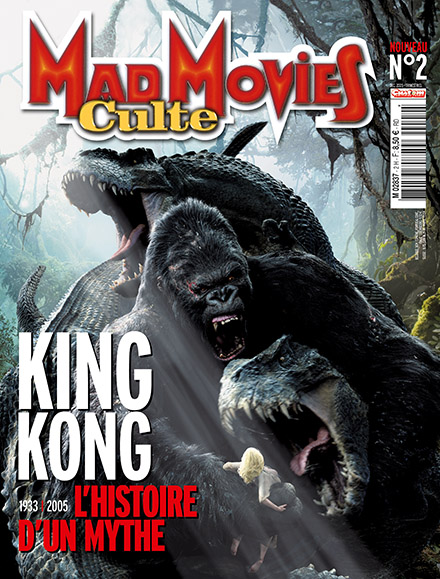 MadMovies HS Culte N°02 King Kong