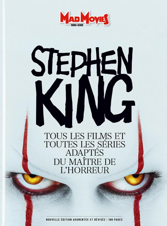 Mad Movies HS N°50b (cartonné) Stephen King