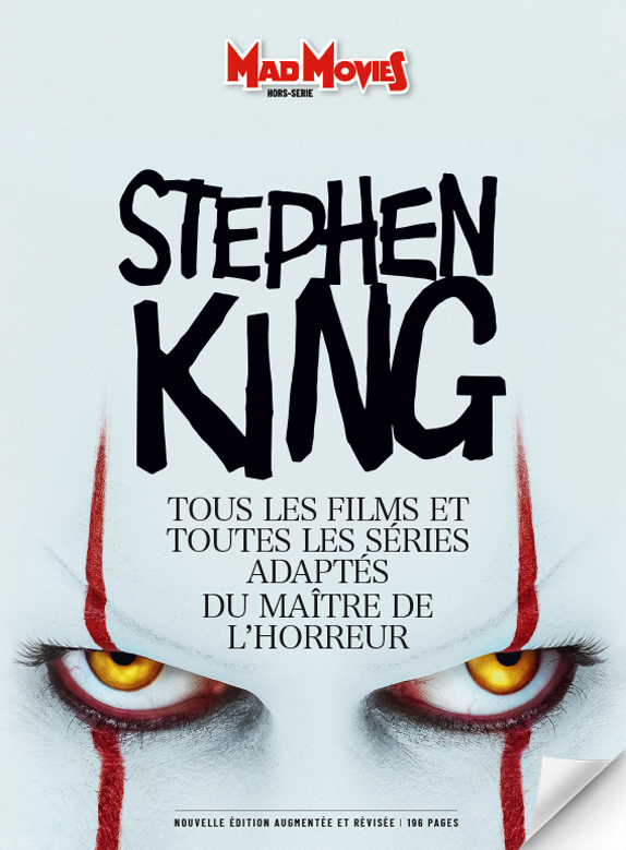 Mad Movies HS N°50a (souple) Stephen King