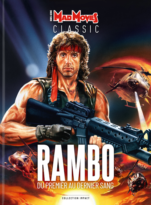 Mad Movies HS N°49b (cartonné) Rambo