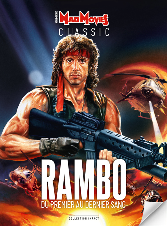 Mad Movies HS N°49a (souple) Rambo