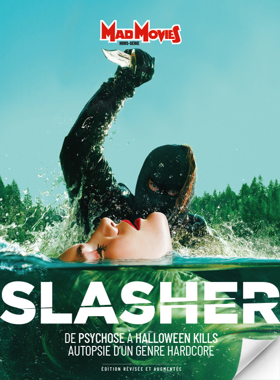 Mad Movies HS N°54a (souple) Slasher