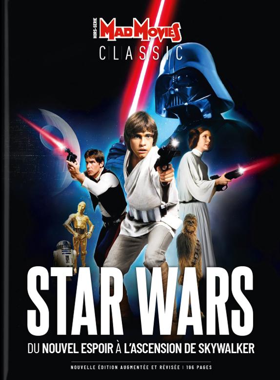 Mad Movies HS N°53b (cartonné) Star Wars
