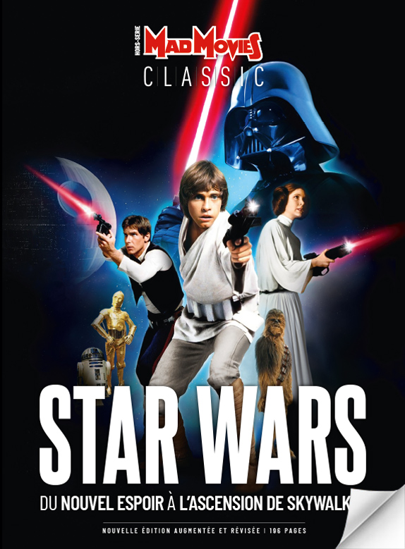 Mad Movies HS N°53a (souple)  Star Wars