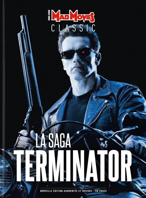 Mad Movies HS N°51b (cartonné) Terminator