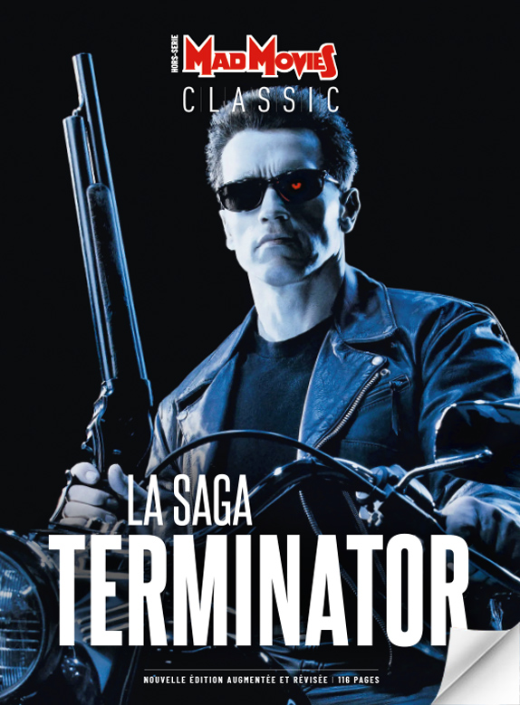 Mad Movies HS N°51a (souple) Terminator