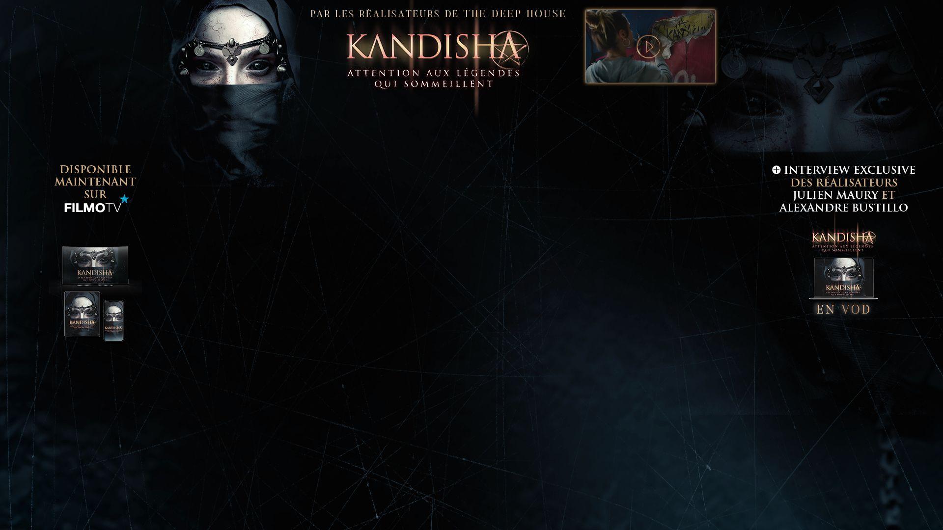 kandisha filmo juillet 2021